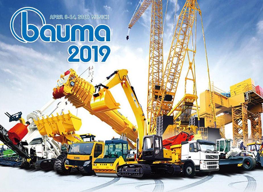 Operval al Bauma 2019